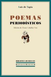 Poemas periodísticos: portada