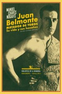 Juan Belmonte, matador de toros: portada