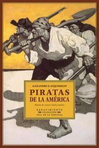 Piratas de la América: portada