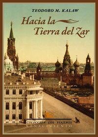 Hacia la tierra del zar: portada