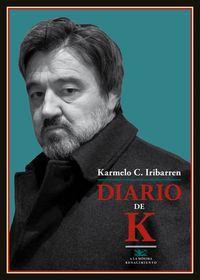 Diario de K.: portada