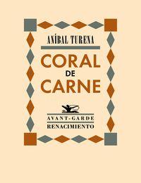 Coral de carne: portada