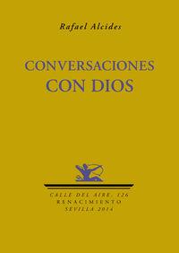 Conversaciones con Dios: portada