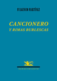 Cancionero y rimas burlescas: portada