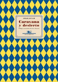Caravana y desierto: portada
