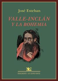 Valle-Inclán y la bohemia: portada