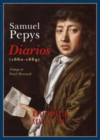 Diarios (1660-1669): portada