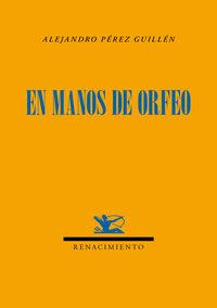 En manos de Orfeo: portada