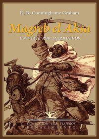 Magreb el Aksa: portada
