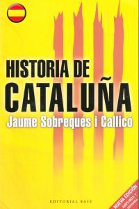 HISTORIA DE CATALUÑA: portada