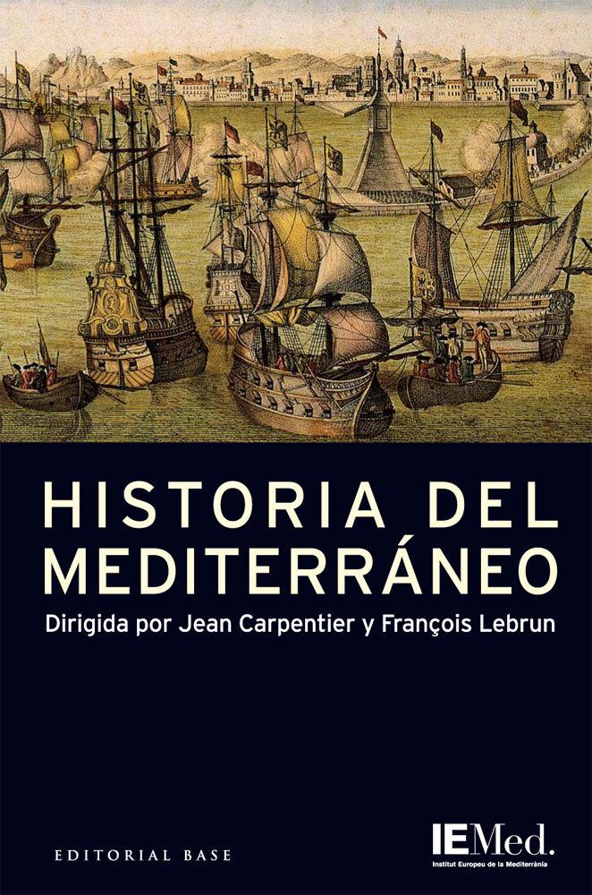 HISTORIA DEL MEDITERRÁNEO: portada