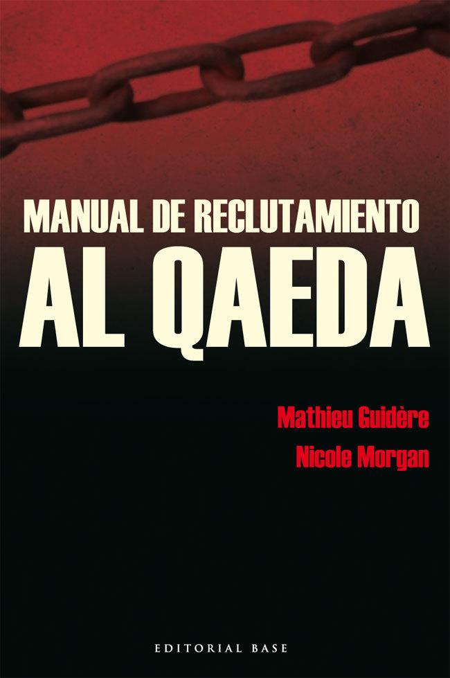 MANUAL DE RECRUTAMIENTO DE AL QAEDA: portada