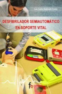 DESFIBRILADOR SEMIAUTOMATICO EN SOPORTE VITAL: portada