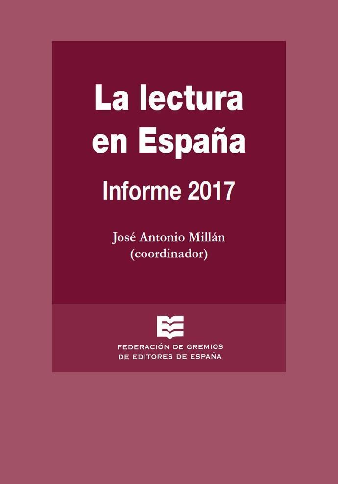 LA LECTURA EN ESPAÑA: portada
