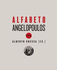 Alfabeto Angelopoulos: portada