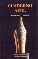 Cuaderno azul, 1994-1995: portada