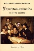 Espíritus animales y otros relatos: portada