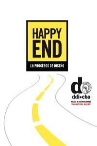 HAPPY END, 10 PROCESOS DE DISEÑO: portada