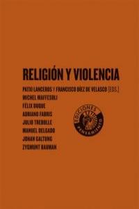 RELIGION Y VIOLENCIA: portada