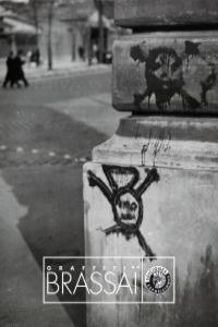 BRASSAÏ. GRAFFITI: portada