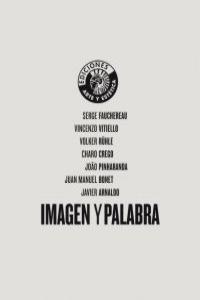 IMAGEN Y PALABRA: portada