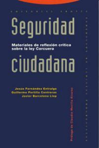 SEGURIDAD CIUDADANA: portada