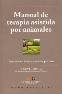 MANUAL DE TERAPIA ASISTIDA POR ANIMALES: portada