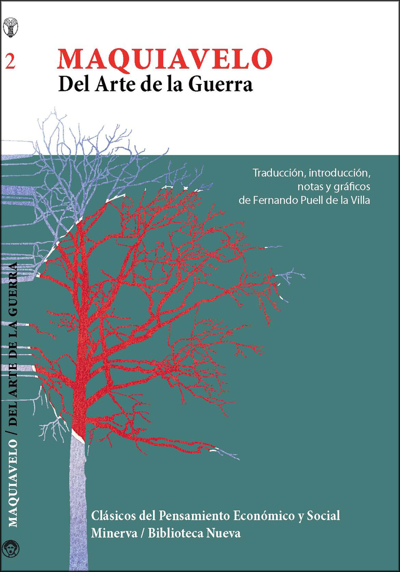 ARTE DE LA GUERRA, DEL: portada