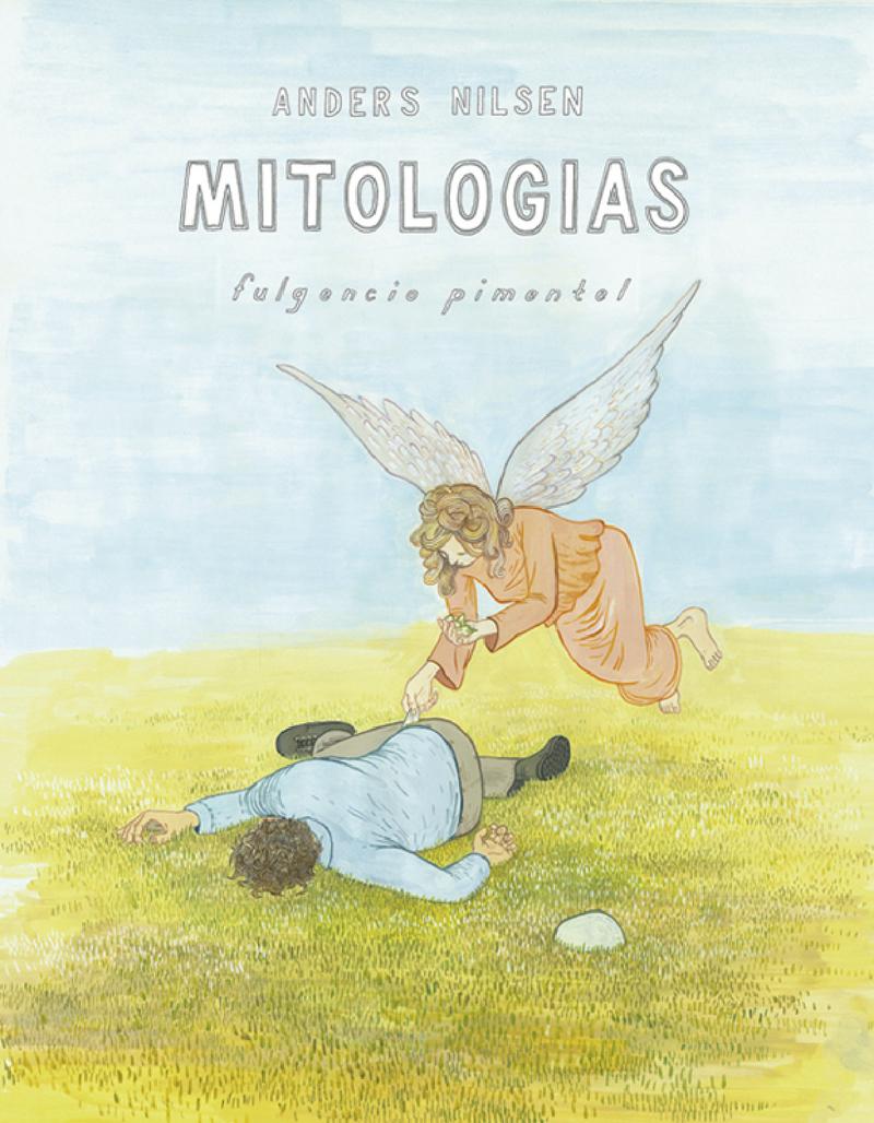 MITOLOGIAS: portada
