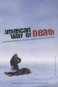 AMERICAN WAY OF DEATH: portada