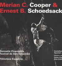 MERIAN C COOPER Y ERNEST B SCHOEDSACK - ING/ESP: portada