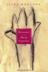 Historias de la mano izquierda: portada