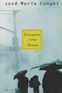 CINCUENTA Y TRES Y OCTAVA: portada