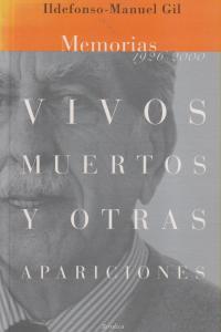 VIVOS MUERTOS Y OTRAS APARICIONES: portada