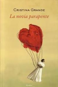 La novia parapente: portada