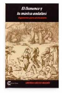 flamenco y la música andalusí, El: portada