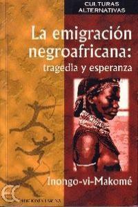 emigración negroafricana, La: portada