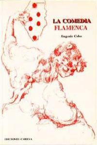 comedia flamenca, La: portada
