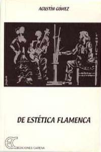 De estética flamenca: portada
