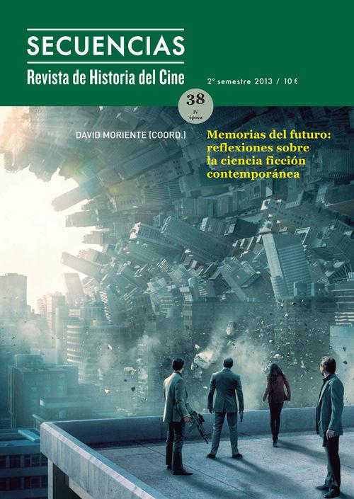 SECUENCIAS 38 SEGUNDO SEMESTRE 2013 IV EPOCA: portada
