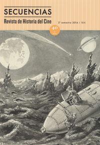 SECUENCIAS 40 SEGUNDO SEMESTRE 2014: portada