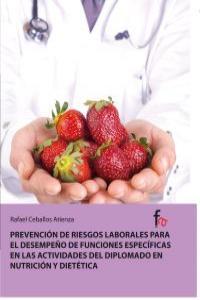 PREVENCIÓN DE RIESGOS LABORALES PARA EL DESEMPEÑO DE FUNCION: portada