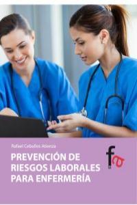 PREVENCIÓN DE RIESGOS LABORALES PARA ENFERMERÍA: portada