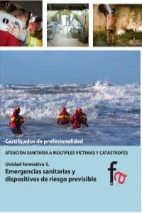 EMERGENCIAS SANITARIAS Y DISPOSITIVOS DE RIESGO PREVISIBLE: portada