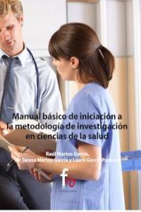 MANUAL B�SICO DE INICIACI�N A LA METODOLOG�A DE INVESTIGACI�: portada