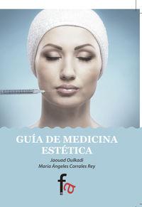 GUÍA DE MEDICINA ESTETICA: portada
