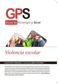 VIOLENCIA ESCOLAR: portada