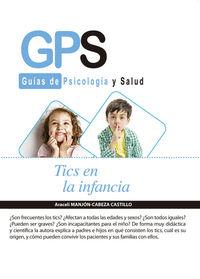 TICS EN LA INFANCIA: portada