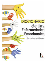 DICCIONARIO DE LAS ENFERMEDADES EMOCIONALES: portada