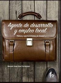 AGENTE DE DESARROLLO Y EMPLEO LOCAL: portada